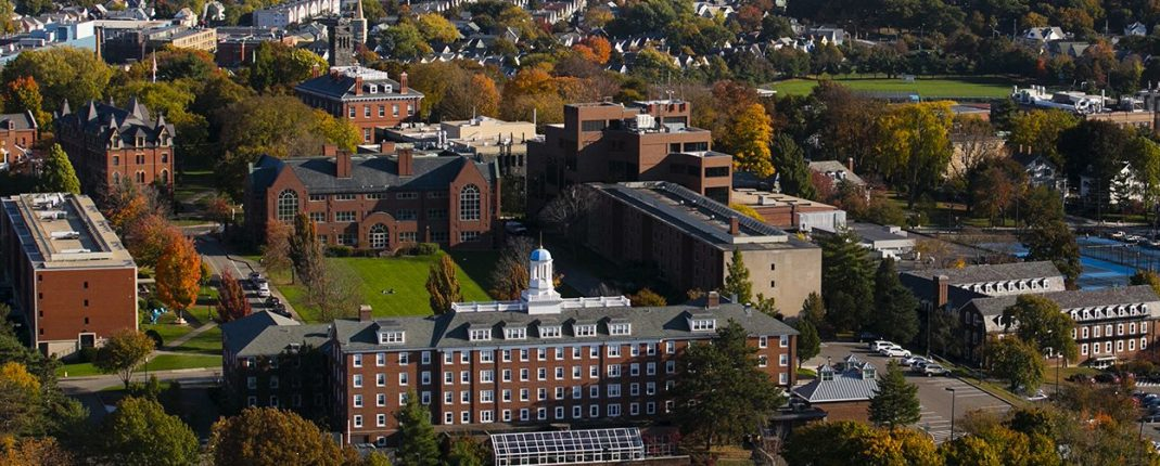 Tufts campus