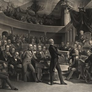 Senate Debate over the Slavery Compromise of 1850