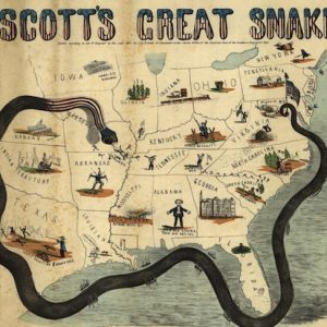 Scott's Great Snake Map