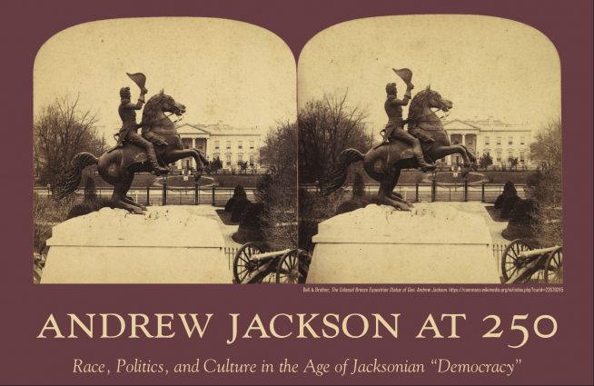 Conference on Andrew Jackson