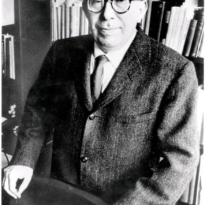 Photograph of Leo Strauss