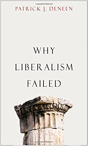 Why Liberalism Failed book cover
