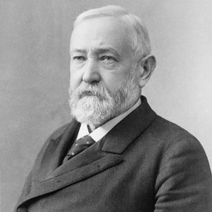 President Benjamin Harrison photo