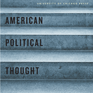 American Political Thought journal cover