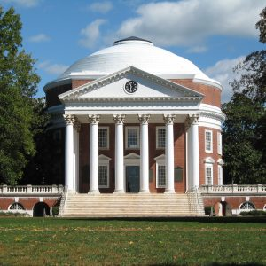 University of Virginia academic building