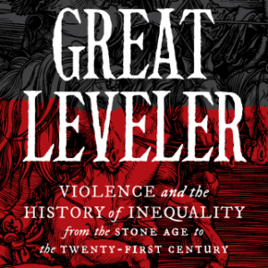 The Great Leveler: Violence and the History of Inequality from the Stone Age to the Twenty-First Century bookcover