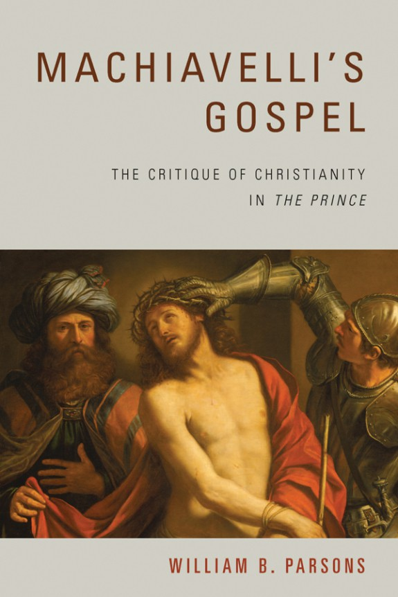 Machiavelli's Gospel bookcover