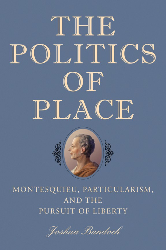 Politics of Place book cover