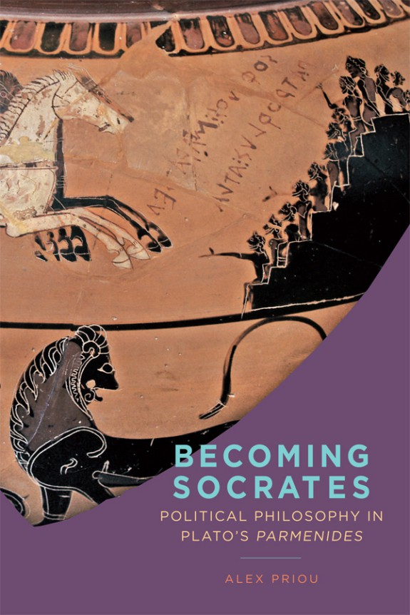 Becoming Socrates bookcover