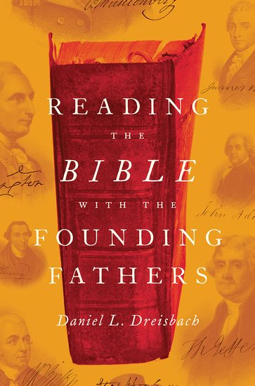 """Reading the Bible with the Founding Fathers"" book cover"