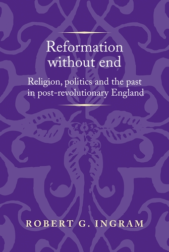Reformation without end bookcover
