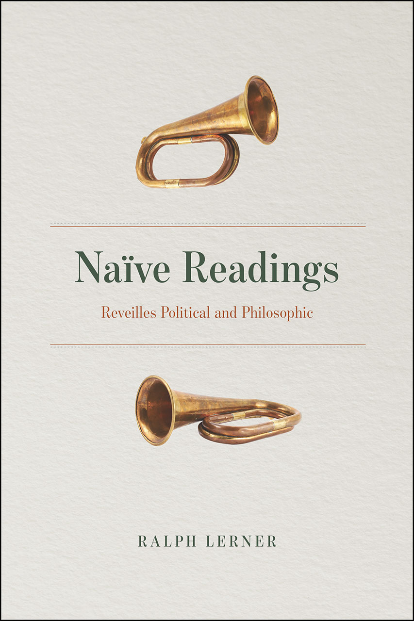 Naive Readings book cover