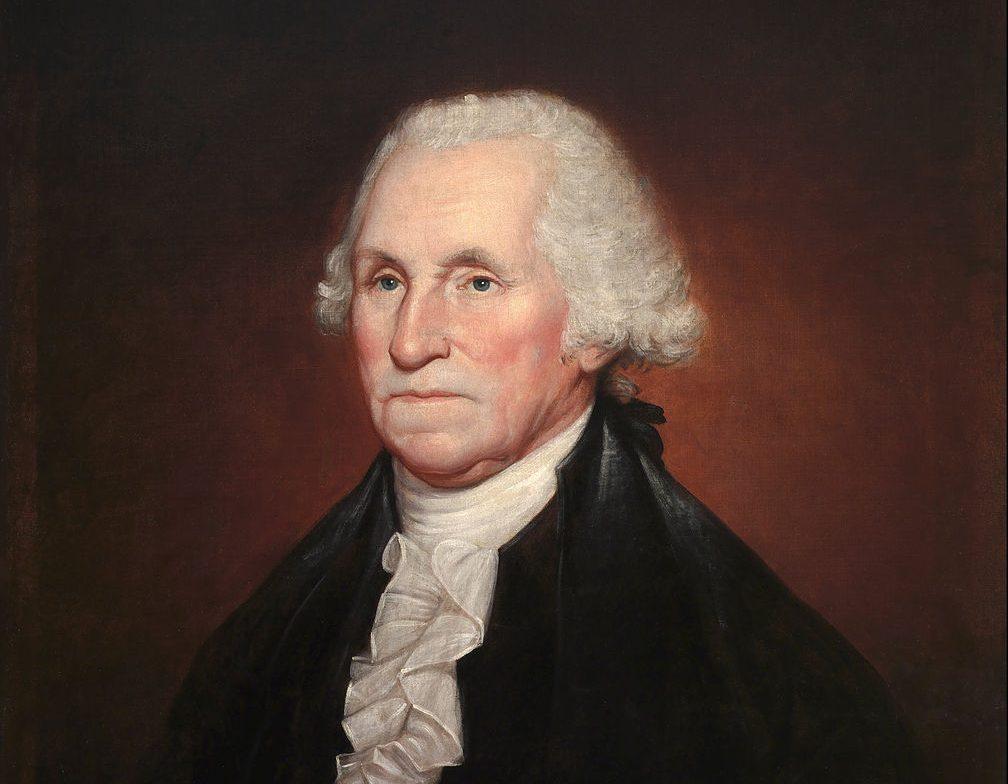 George Washington - Rembrandt Peale